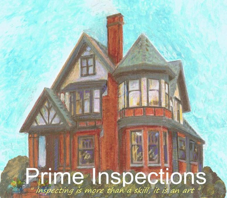 Logo of Prime Inspections in Oneonta NY